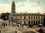 Ballarat Post Office - 1908