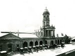Ballarat Train Station - 1890s