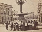 Burke and Wills Monument - 1860s