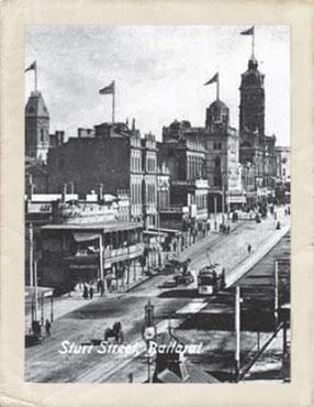 Sturt Street Ballarat - Ballarat Heritage Tours